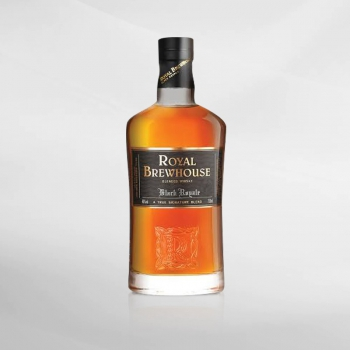 Royal Brewhouse Black Royale Whisky 750 Ml