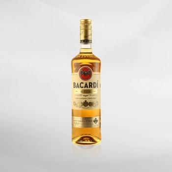 Bacardi Gold Rum 750 ml