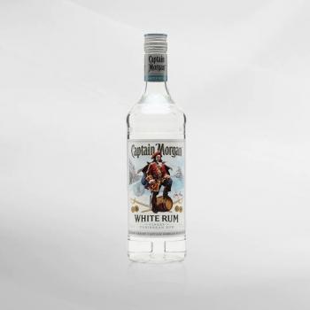 Captain Morgan White Rum 750 ml