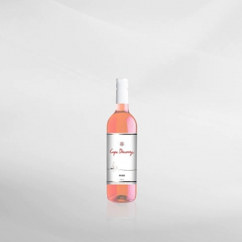 Cape Discovery Rose 375 ml