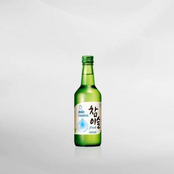 Soju Jinro Chamsiul Original Fresh 360 ml