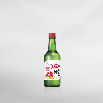 Soju Jinro Chamsiul PLUM 360 ml