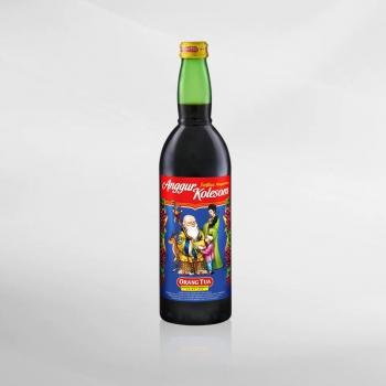 Anggur Kolesom Cap Orang Tua 19.7% 620 ml