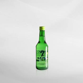Seven Days Soju Grape 360 ml