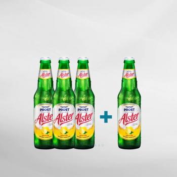 PROMO Prost Alster Lemon Btl 330 ml BUY 3 GET 4 !!!