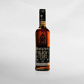Black Tears Spiced Rum 700 ml