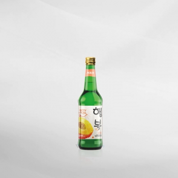 Happy Soju Peach 360 ml