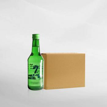 Promo 1 Ctn ( 20 Btl ) Seven Days Soju Original 360 ml