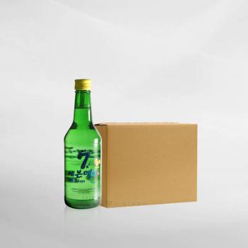 Promo 1 Ctn ( 20 Btl ) Seven Days Soju Lemon 360 ml