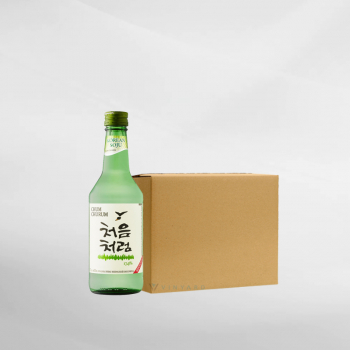 Promo 1 Ctn ( 20 Btl ) ChumChurum Soju 360 ml