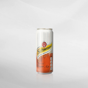 Schweppes Ginger Ale 330 ml