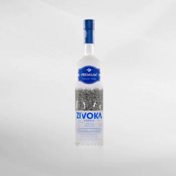 Zivoka Premium Vodka 750 ml