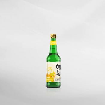 Happy Soju Lemon 360 ml