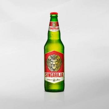 Singaraja Pilsner Beer 620 ml