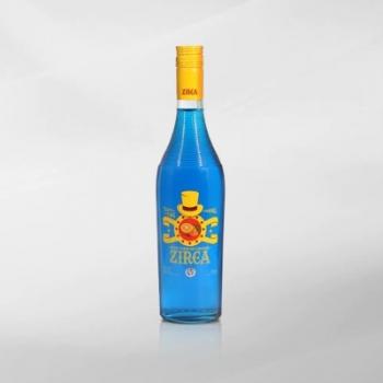 Zirca Liqueur Blue Curacao 700 ml