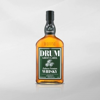 Drum Whisky Green Label 700 ml
