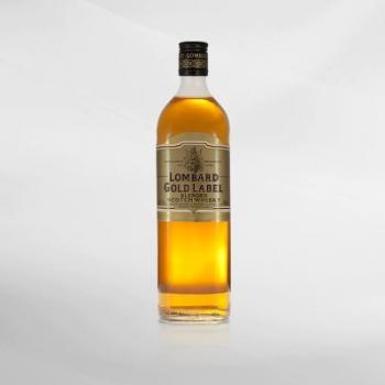 Lombard Gold Lbl Scotch Whisky 700 ml